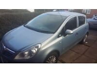 Vauxhall corsa 1.2 needs work