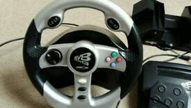 Ps2 steering control