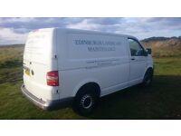 Good work van . New gear box . Good price