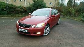 Lexus GS450H hybrid lovely example not BMW Audi or mercedes