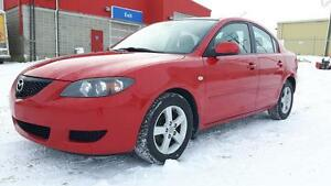****MAZDA 3***ONLY 160KM**FULLY INSPECTED***