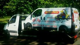 a2z cheap car recovery cars bike vans Birmingham Solihull national breakdown service