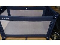 graco toddlers travel cot
