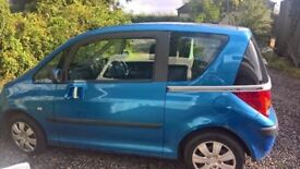 breaking peugeot 1007 auto all parts available