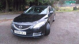 Mazda 6 2.2D (168 hp)