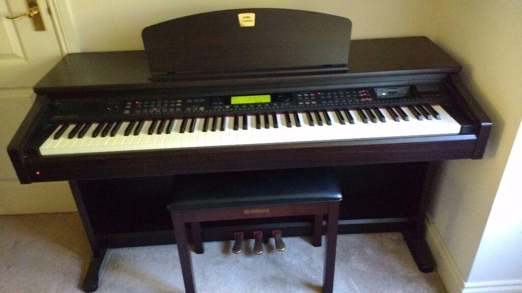 Piano yamaha clavinova cvp 201 excellent condition for Yamaha clavinova clp 350