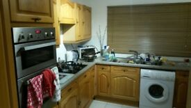 Good size double bedroom in 3 bed house