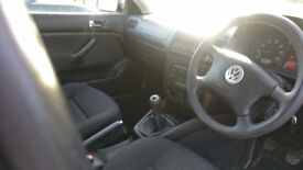 VW golf full service history one owner car