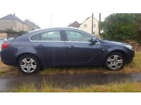 Opel insignia for sell or swap for 7 seater family car