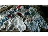 Boys clothes bundle 0-3months