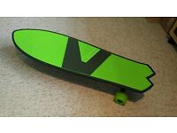 "Exy Sharker ""surf style"" skateboard"