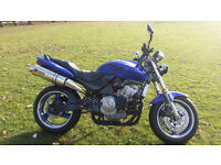 Hornet 600 24,000 miles. Comes with warranty. Nationwide delivery for just £50