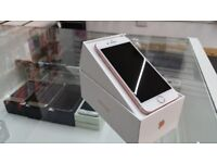 AS New FULLY Boxed UNLOCKED Apple iPhone 7 32GB Rose Gold - READ DESCRIPTION