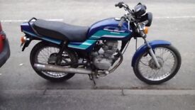 Honda cg125 1993 ride or restore