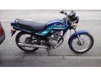 Honda cg125 1993 ride or restore
