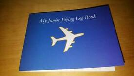 My Junior Flying Log Book
