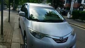 Toyota Estima Hybrid, 8 Seater.