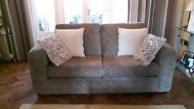 2 Seater Modern Sofa