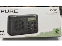 Pure FM and DAB radio