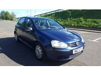 **2007 VOLKSWAGEN GOLF 2.0 S SDI*FINANCE AVAILABLE*