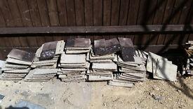 Free Redland Concrete Tile - approx 200 tiles