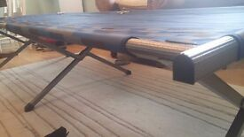 **A LOVELY VERY STURDY EXTRA LARGE OUTWELL EXPLORER CAMP BED FOR SALE**