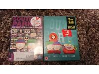 South Park Seasons 11 and 3