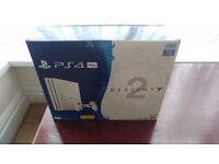 PS4 Pro 1TB Glacier White Brand New Boxed with 1 Year Sony Warranty