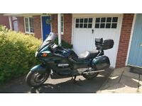 Honda ST1100 Pan European (great condition; 41,806 miles; MOT; full luggage; some service history)