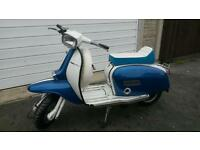 Gp lambretta scooter