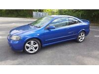 2001 VAUXHALL ASTRA TURBO VXR 2.0 16V FULL YEAR M,O,T