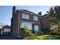 3 Bed Detached House with Detatched Garage, Roddens Crescent, BT5 Area