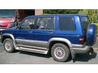 2003 Isuzu Trooper Citation 3.0l