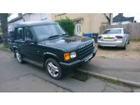 Land rover discovery 2 td5 7 seater