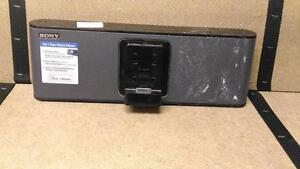 USED Sony RDPM15IP 30-Pin iPhone/iPod Portable Speaker Dock