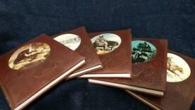 The Wild West 5 volumes
