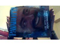 pavarotti autobiogrphy
