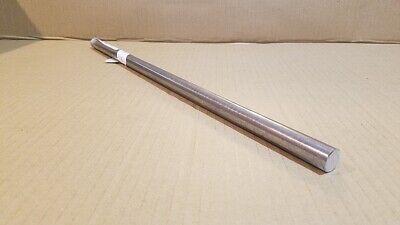 H13 Tool Steel 58 Diameter 18 Long Rod H-13 .625