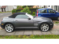 chrysler crossfire roadster 2005