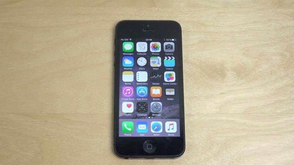 iphone 5, 16gb, unlocked, good condition90 fix pricein Great Barr, West MidlandsGumtree - iphone 5, 16gb, unlocked, good condition £90 fix price No time wasters Serious buyers only