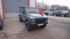 LAND ROVER (LANDROVER) DEFENDER 110 TD5 2.5 TURBO DIESEL 4X4 OFF ROAD
