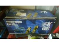 Audi a4 coilovers