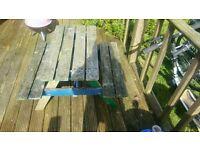 Children's picnic bench