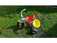 Smart trike very good condition