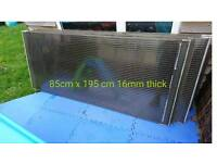Polycarbonate sheets various sizes