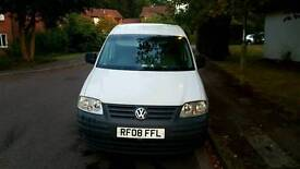 Volkswagen Caddy 2.0 sdi p/x to clear