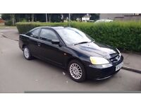Civic em2 for swap for 6/7 seater