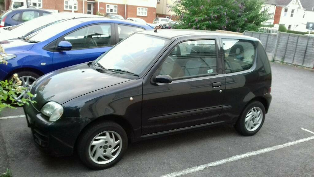 Fiat seicento sporting. Great first car. Taking views now! | in ...