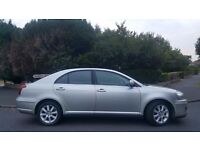 TOYOTA AVENSIS AUTO, 1.8, 90K MILES, 06 REG, 1 YEAR MOT, HPI CLEAR, DRIVES MINT, GOOD CONDITION