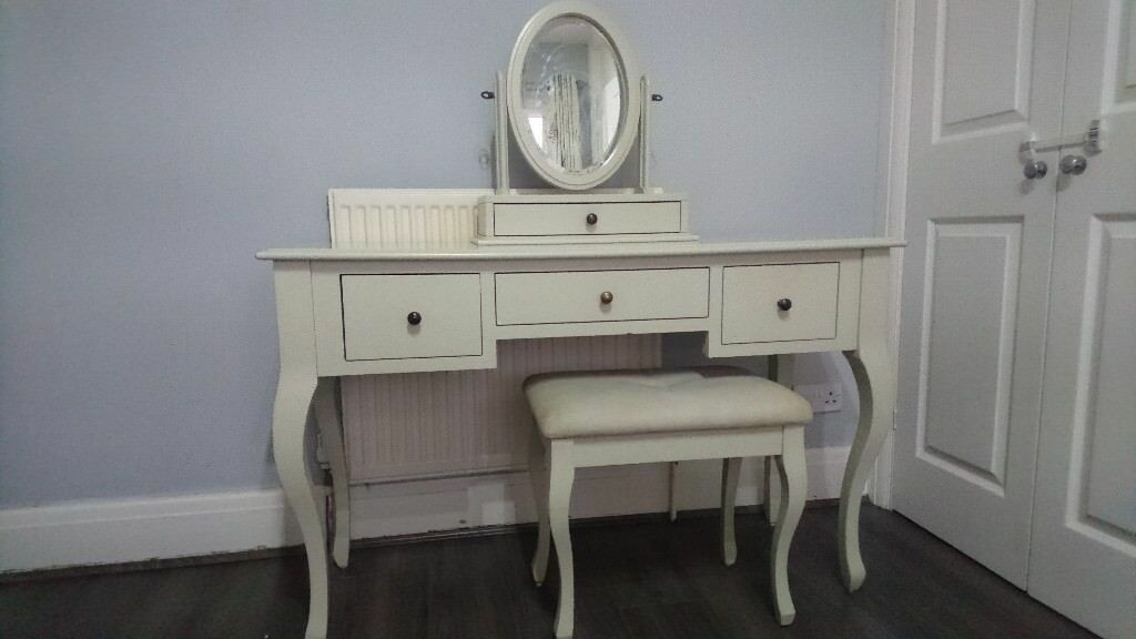 timeless design 3e2b9 739d0 Laura Ashley dressing table with mirror | in Romford, London | Gumtree